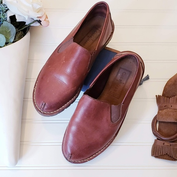 Cole Haan Country Split Toe Loafers
